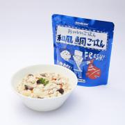 ◆おいしいごはん 【和風鯛ご飯】